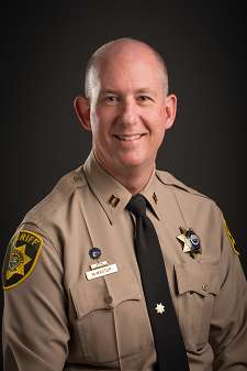 Division Commanders | Deschutes County Sheriff's Office in