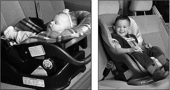 Proper Use Of Car Seats